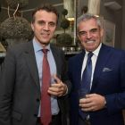 Ambassador of France H.E. Mr Stéphane Crouzat and guest of Honour Paul McGinley