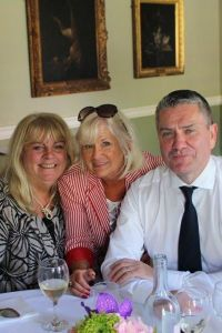 Diane Poole (Stena Line), Jacinta Mc Glynn (Travelbiz) and Lawrence Duffy (DRC)