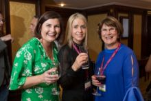 Three pioneers of Travel Counsellor's Kathy O'Sullivan, Sue Cahill and Mary Foyle