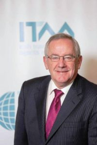Pat Dawson (ITAA CEO). Register now for the ITAA Annual Conference 17th - 20th October 2019 Cordoba, Spain
