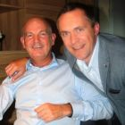Alan Lynch (Cruisescapes) and Maurice Shields (Topflight)