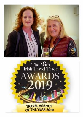 Ciara and Helen Platinum Travel launch a series of Inspirational Travel Evenings
