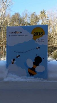 The all new 2018 Travelbiz Directory and Diary