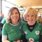 Antoinette Young and Leila McCabe (TUI Ireland)