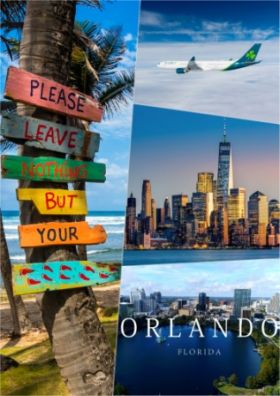 Aer Lingus are going Non-Stop to Barbados, New York, Orlando and Boston from Manchester