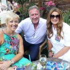 Mandy Walsh (Travel Counsellors), Don Shearer (CEO Travelbiz) and Sinead Lonergan (Travel Counsellors)
