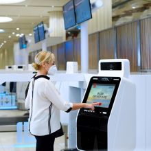 Emirates enhances airport experience with self-check-in kiosks in Dubai