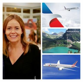 American Airlines trade partner update from Caitriona Toner (Country Manager American Airlines)