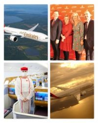 Emirates expands operations in the Americas