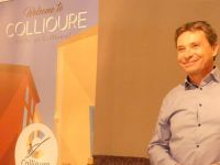 Philippe Moncelet (Director of Tourism Collioure)