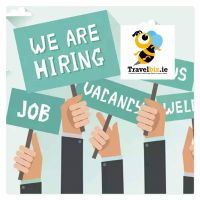 There are a number of positions to be filled on our Travelbiz Jobs Link with Sunway Holidays, Grogan Travel, Navan Travel Travalue and The Travel Broker