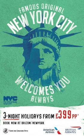 NYC & Company announces largest-ever global marketing campaign as NYC looks to welcome nearly 14 million international visitors in 2019.