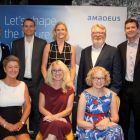 The Amadeus Ireland team invited their travel professional partners to the Iveagh Gardens for an insight into how Amadeus are shaping the future in an ever changing landscape.