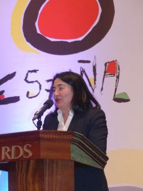 Teresa Gancedo (Director Spanish Tourist Office)