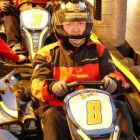 Kylemore Karting was the venue for Norwegian race to bliss