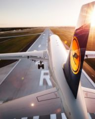 Fly with Lufthansa from Dublin