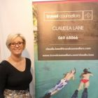 Travel Counsellor Claudia Lane