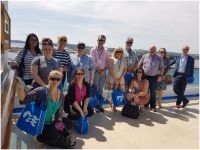 Princess Cruises' Academy team - Host Cork agents on Caribbean Princess
