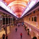 The MSC Meraviglia boasts the longest LED dome at sea.