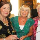 Noeleen Lynch (Atlas Travel), Jacinta Mc Glynn (Travelbiz) and Susan Kiernan (Ask Susan Travel)