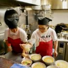 The chefs cooking up the Ramen