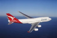 Qantas switches on inflight WiFi