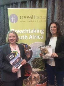 Linda Jones, The Travel Boutique and Ciara Mooney, Freedom Travel