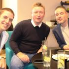 Alper Sean Hackett (Turkish Airlines) David O'Hagan (Donabate Travel) Thomas O'Donoghue (Strand Travel)