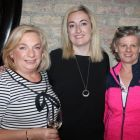 Polly Bond (Tour America), Aoife Gregg (United Airlines) and Cathy Cullen (Tour America)