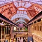 Galleria Bellissima - The longest LED dome at sea