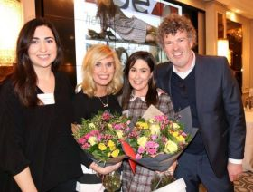 The Travel Media Team: Sinead, Michelle, Niamh and Michael