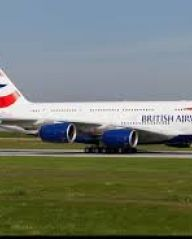 British Airways Welcome Back On board
