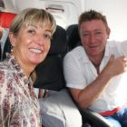 Angela Walsh (Travelfox) David O'Hagan (Donabate Travel)
