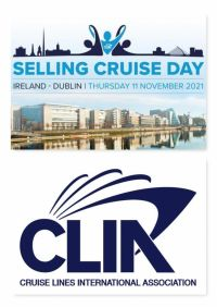 This is just a reminder that this year's CLIA selling cruise day is on 11 November from 10.00 to 16.15. It's being held at the Clontarf Castle Hotel in Dublin and is free to all Irish travel agents to attend.