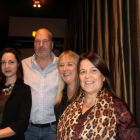 Maura Popova (Onyx Hospitality Group), Marcus Leach (Select Representation), Sophie Mc Carthy (Soneva Resorts) and Sharan Bearman (Unique Training Collection)