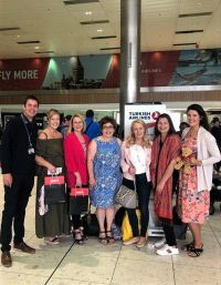 Turkish Airlines VIP Istanbul Style with Travel Counsellors.
