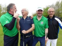 Don Shearer, Freddy Bickmore, Keith Chuter and Dermot Merrigan.