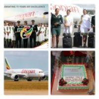 Happy Birthday Ethiopian - Celebrating 75 Years