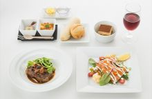 Inflight meal - sample