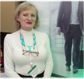 Maura Maloney (DAA Corporate Sales/Airport Club Manager Ireland)