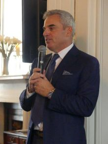 Paul McGinley announced the wild card for the 2018 Ryder Cup
