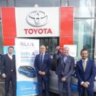 Win a Toyota Yaris Hybrid with Blue Insurance!