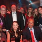 The tables and smiles from the 2018 ITAA Travel Industry Awards