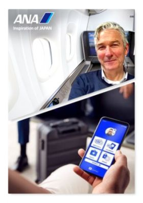 All Nippon Airways (ANA), represented in Ireland by Alan Sparling (ASM Ireland) to conduct trial of the (IATA) Travel Pass mobile application