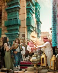Discover the wonders of Saudi at the 'Journeys in Arabia' Virtual Roadshow!