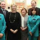The Aer Lingus Team