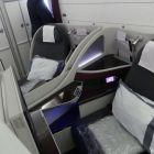There are also two honeymoon business class seats for that extra bit of seclusion!