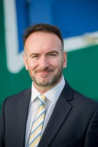 Dermot Merrigan (Head of Passenger Sales Irish Ferries)