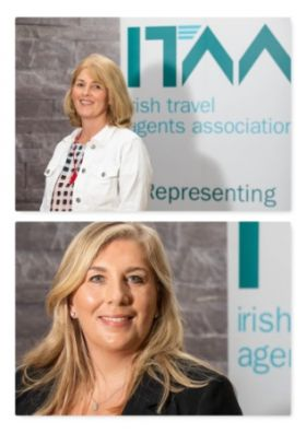 Congratulations to Emma McHugh (Managing Director Atlantic Travel) and Suzanne O'Leary Director O'Leary Travel) re-elected to the board of the Irish Travel Agents Association.