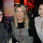 Aoife O'Mahony, Gemma King and Jenna Harkin (all The School Tour Company)